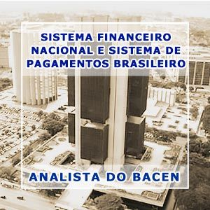 SFN e SPB para Analista do Bacen