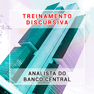 Discursiva Analista do Banco Central